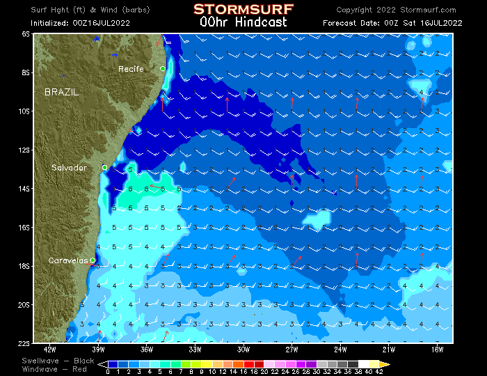 South Brazil 2 Surf Report STORMSURF